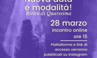 Azione Cattolica Giovani, ritiro di Quaresima